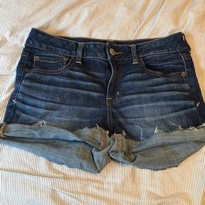 American Eagle Outfitters Medium wash shorts